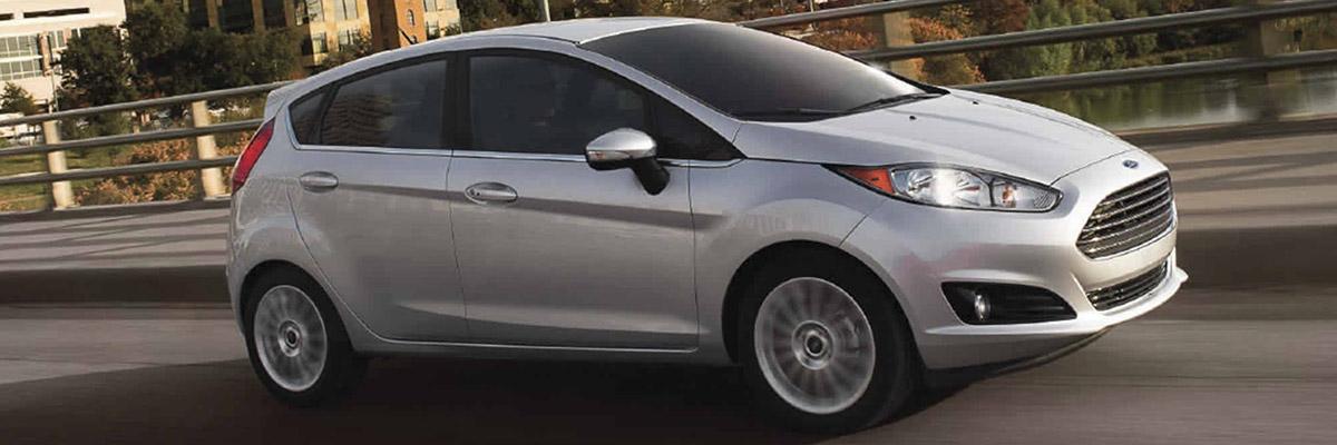 certified Ford Fiesta