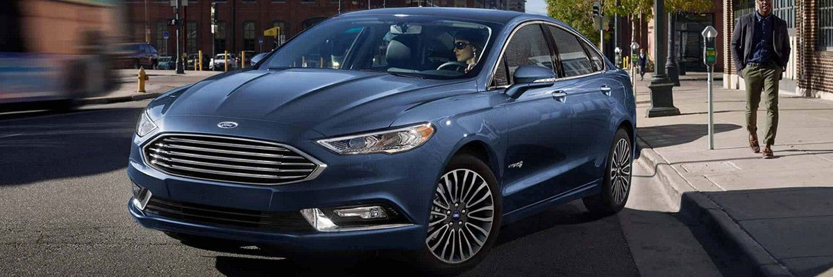 certified Ford Fusion Hybrid