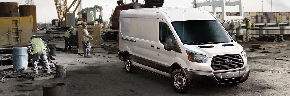 certified Ford Transit Cargo Van