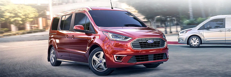 certified Ford Transit Connect Wagon