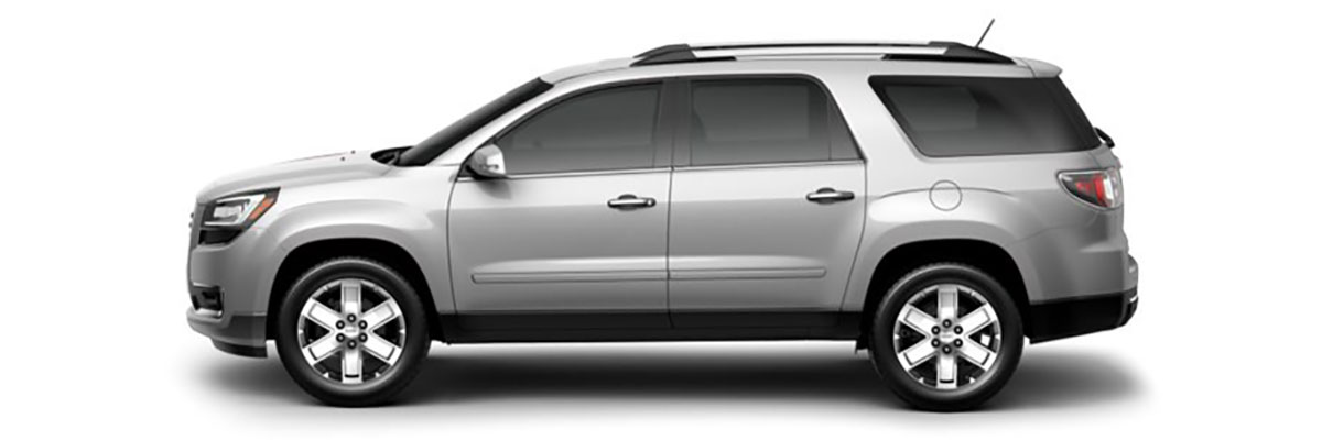 certified GMC Acadia Limited