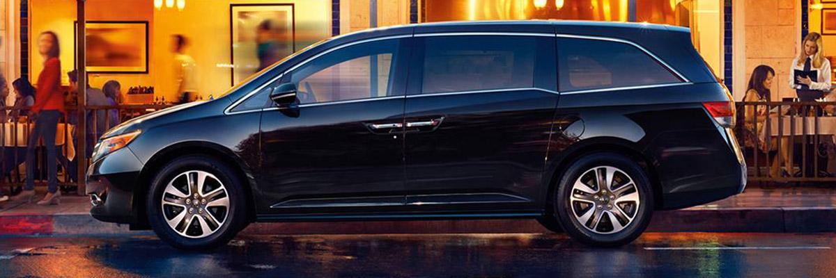 certified Honda Odyssey