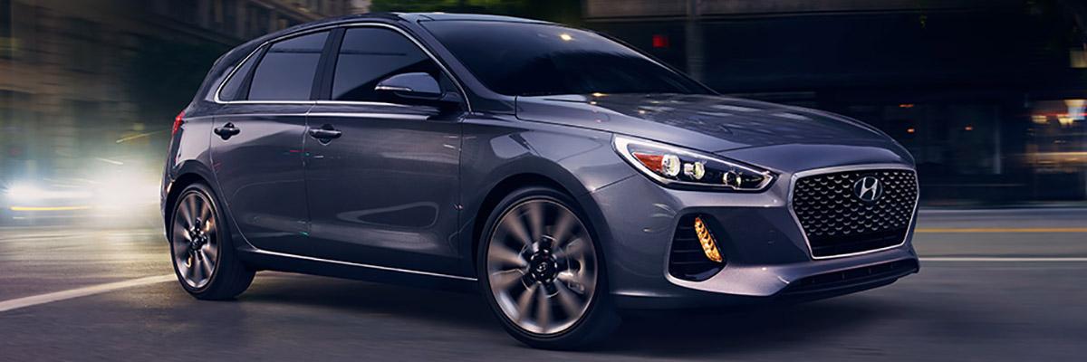 certified Hyundai Elantra GT