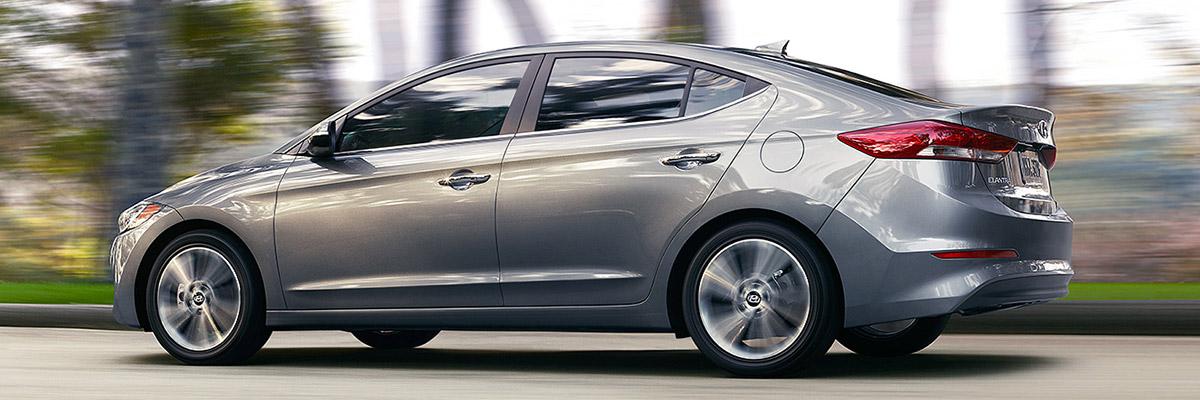 certified Hyundai Elantra