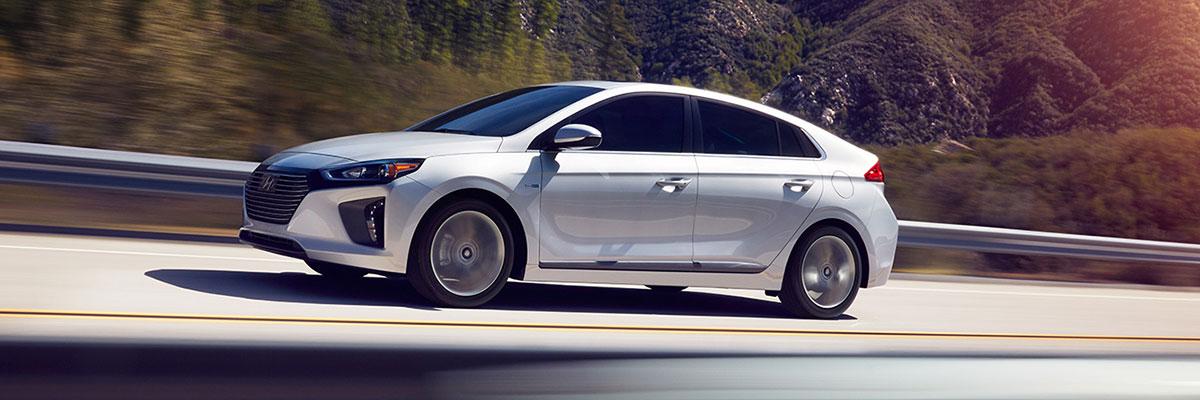 certified Hyundai Ioniq Hybrid
