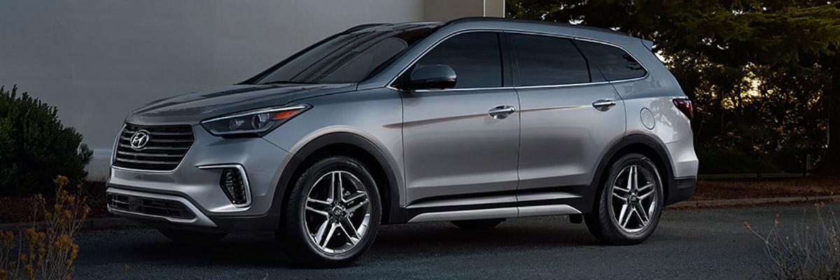 certified Hyundai Santa Fe