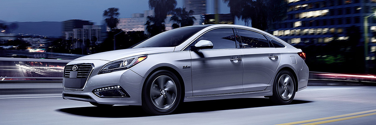 certified Hyundai Sonata Plug-In Hybrid