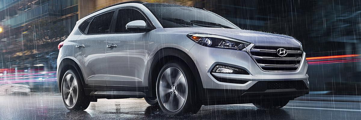 certified Hyundai Tucson