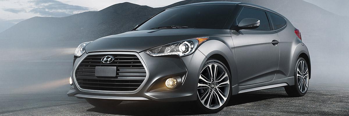 certified Hyundai Veloster