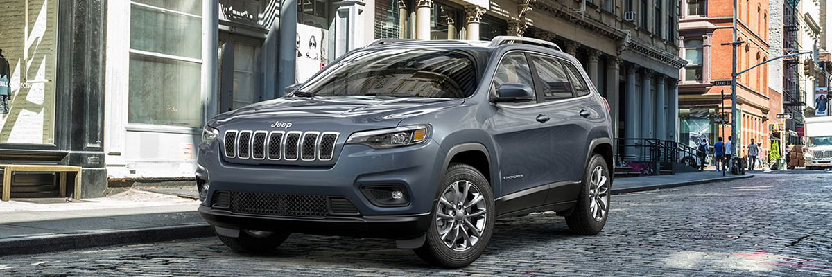 certified Jeep Cherokee