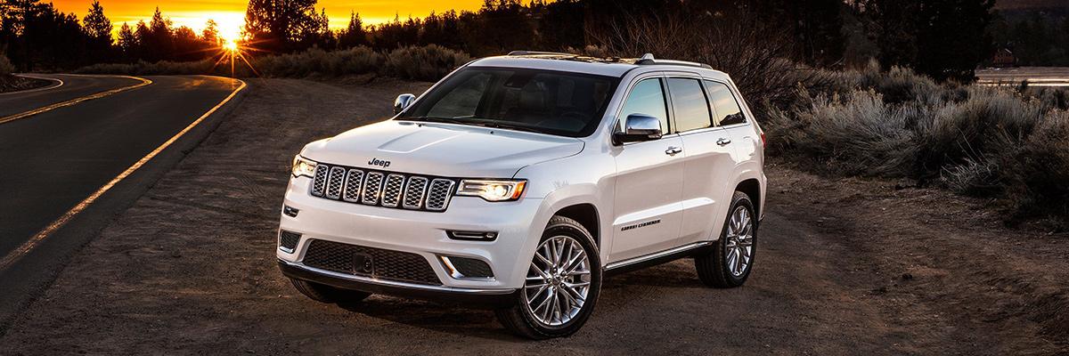 certified Jeep Grand Cherokee