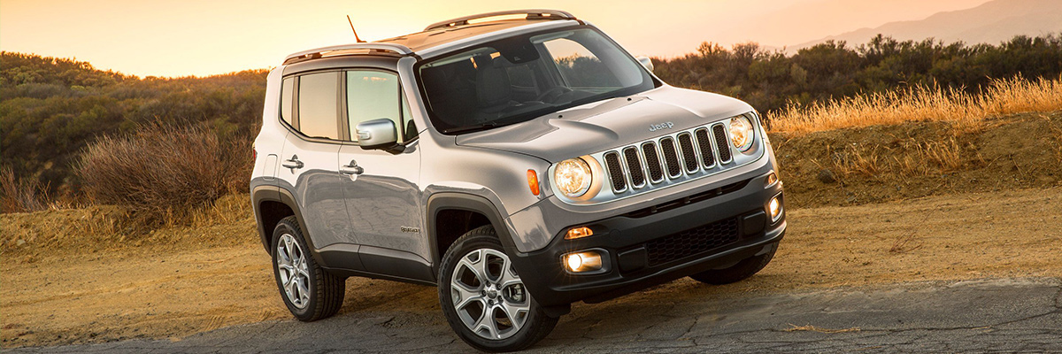 certified Jeep Renegade