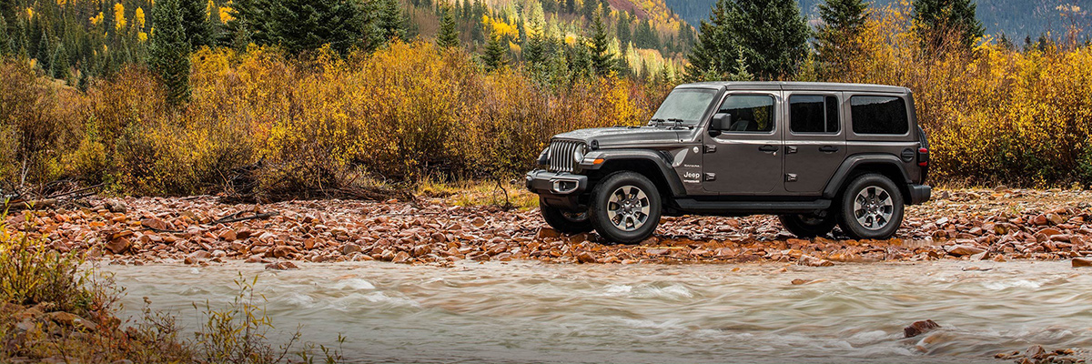 certified Jeep Wrangler Unlimited
