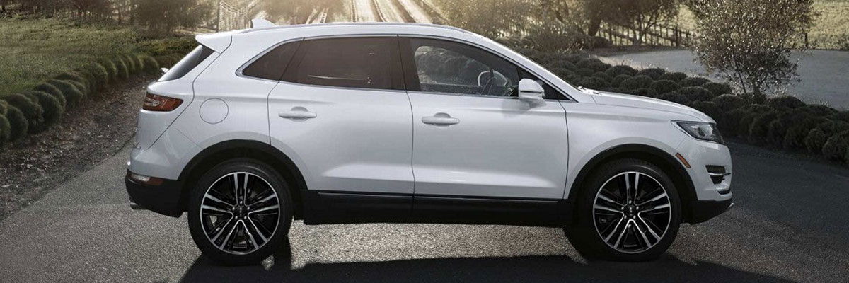 certified Lincoln MKC