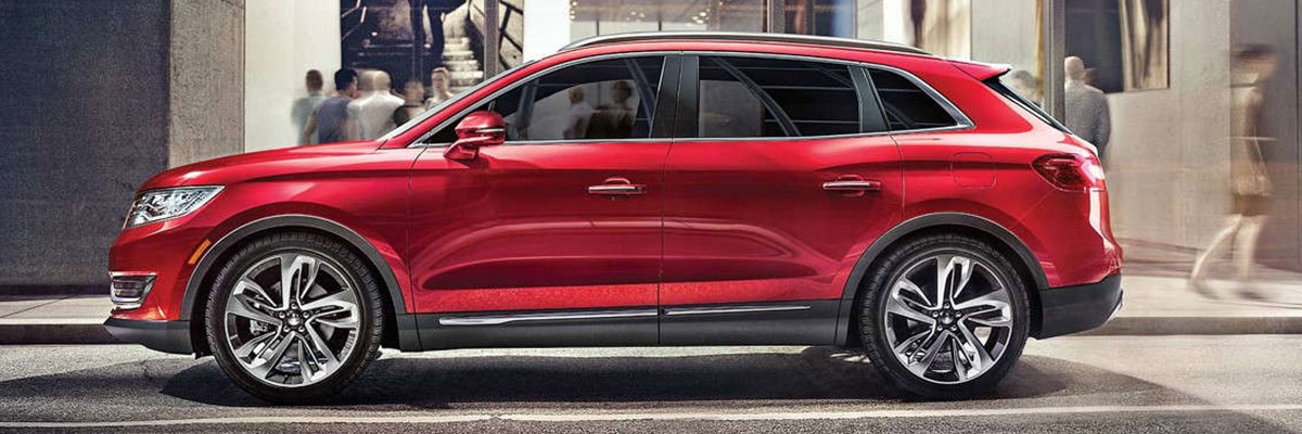 certified Lincoln MKX