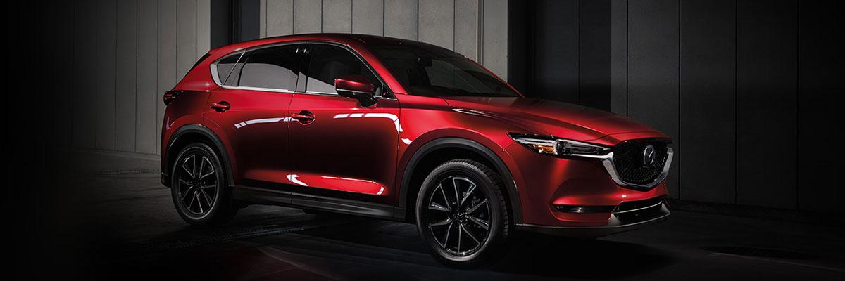 certified Mazda CX-5