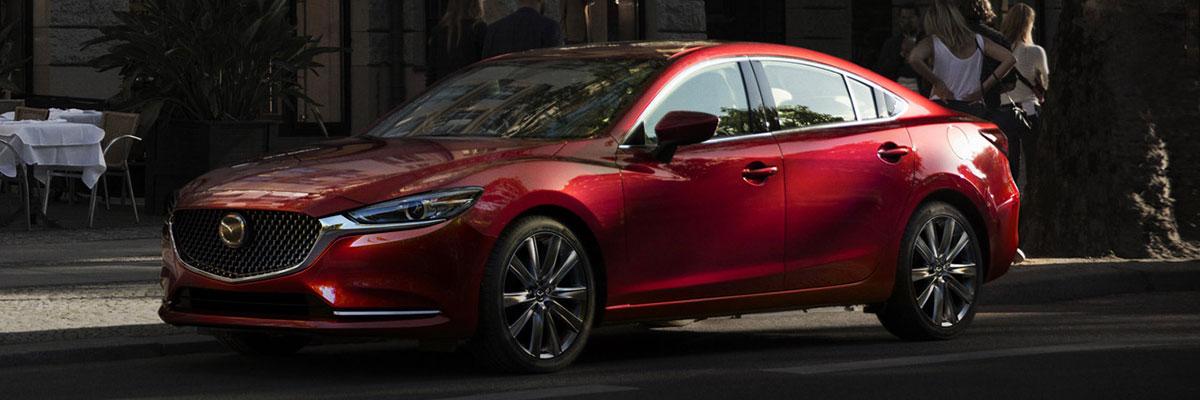 certified Mazda Mazda6