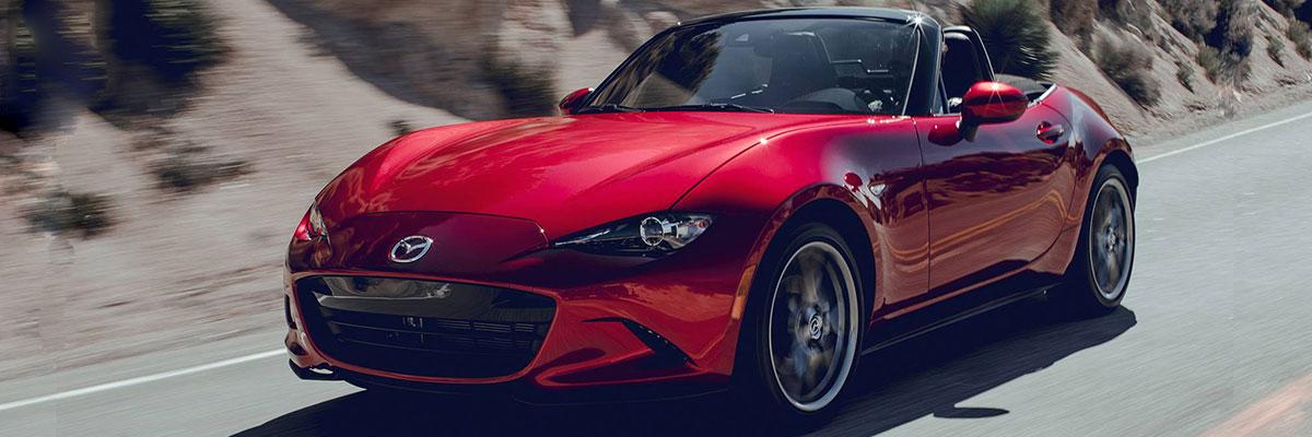 certified Mazda MX-5 Miata