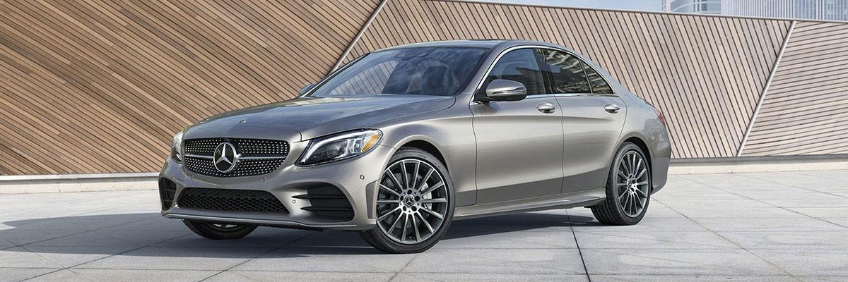 certified Mercedes-Benz C-Class
