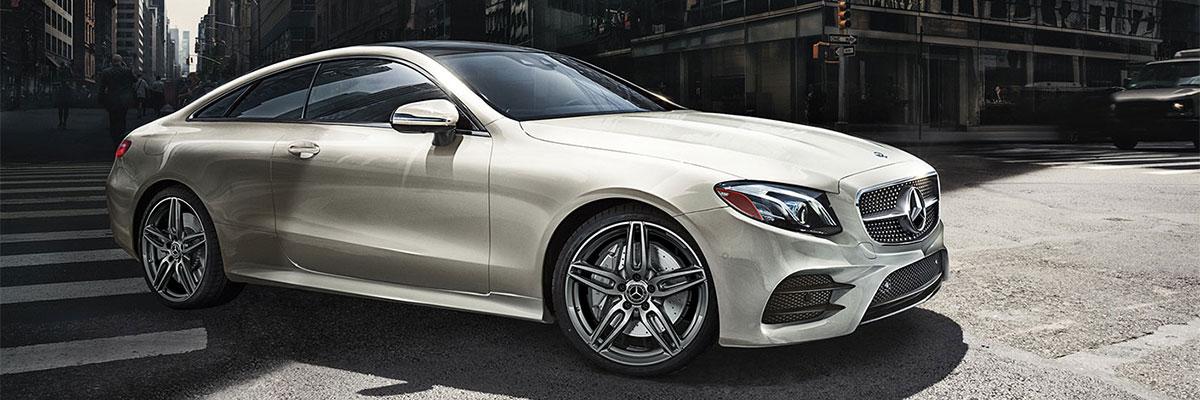 certified Mercedes-Benz E-Class