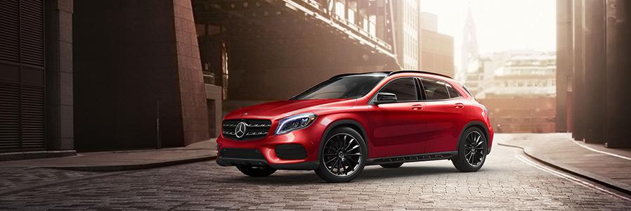 certified Mercedes-Benz GLA
