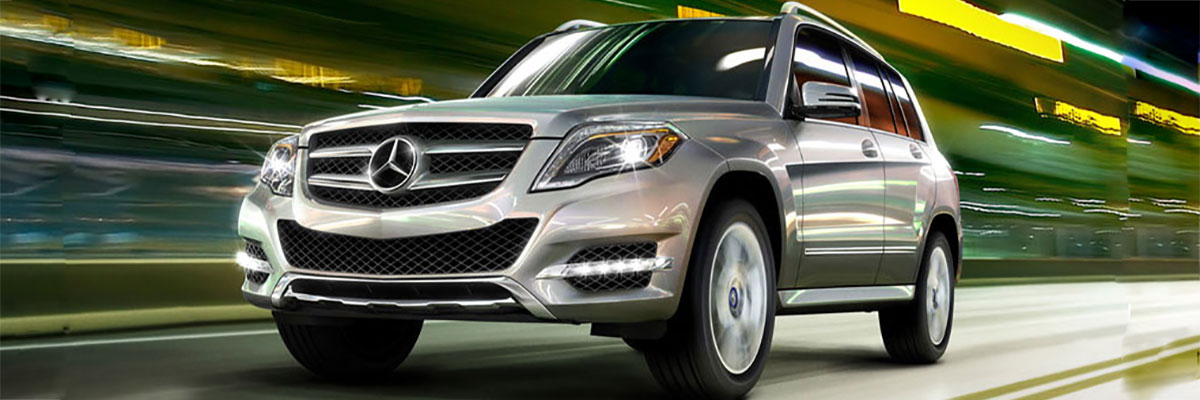 certified Mercedes-Benz GLK-Class