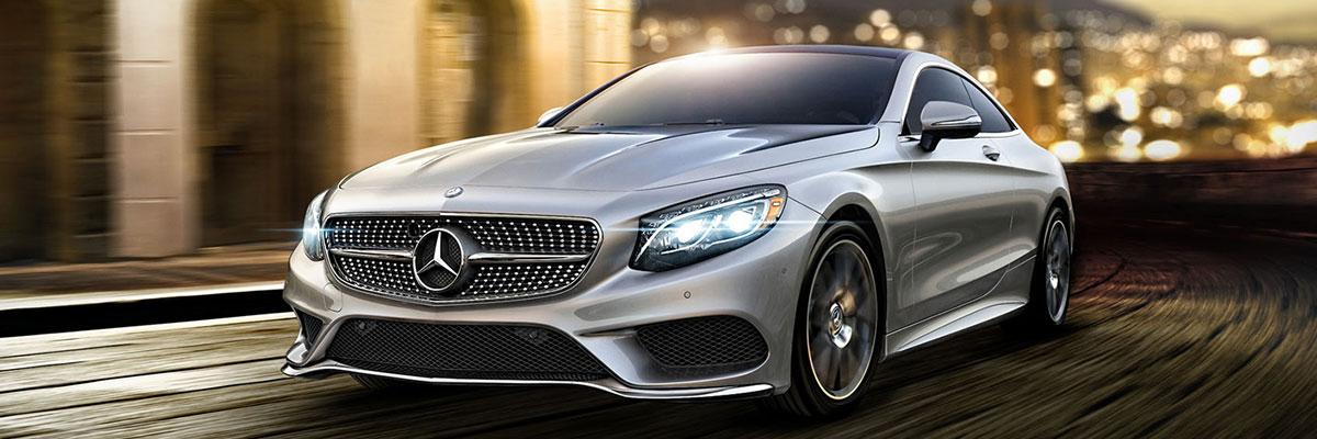 certified Mercedes-Benz S-Class