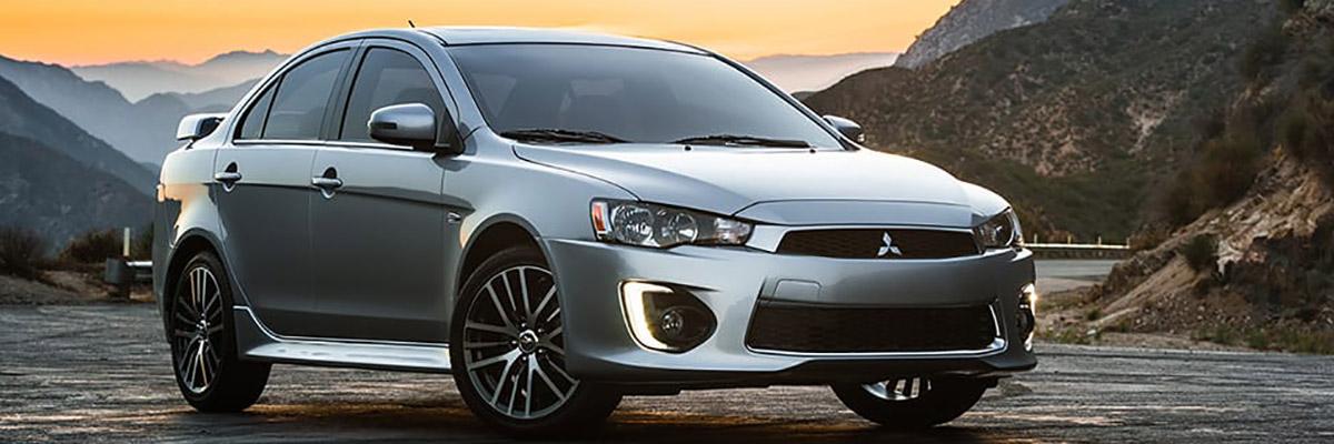 certified Mitsubishi Lancer