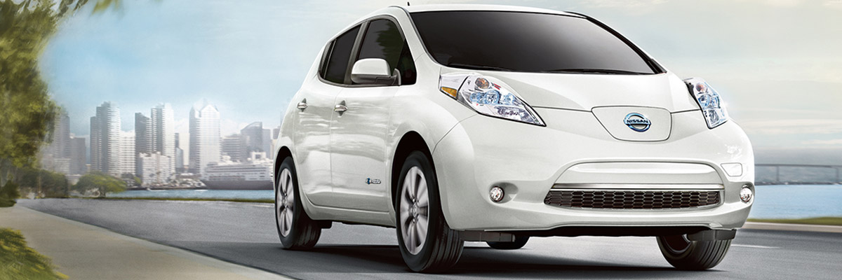 Certified Nissan LEAF