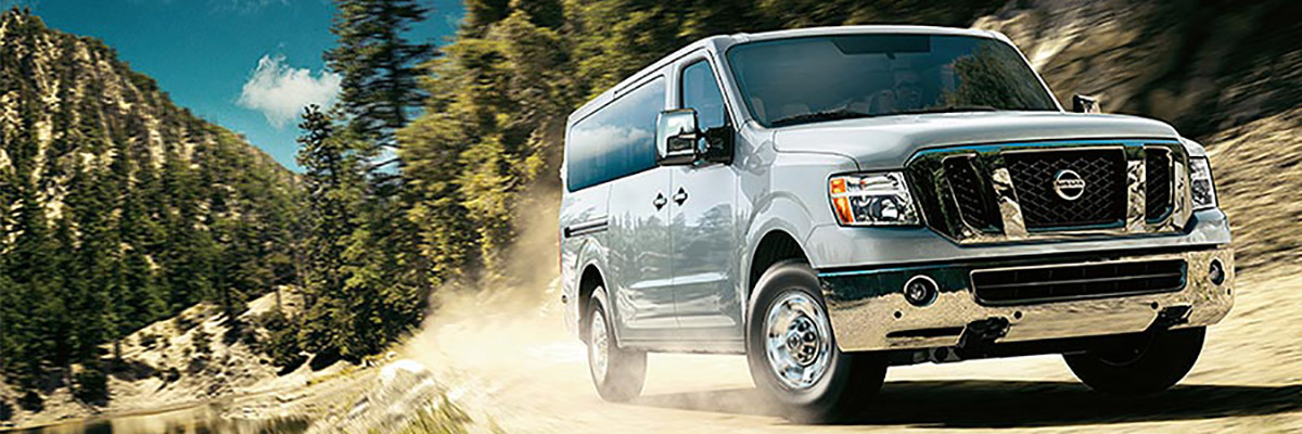certified Nissan NV Passenger