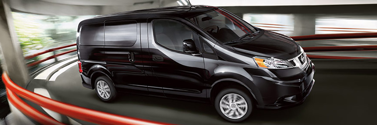 certified Nissan NV200 Compact Cargo