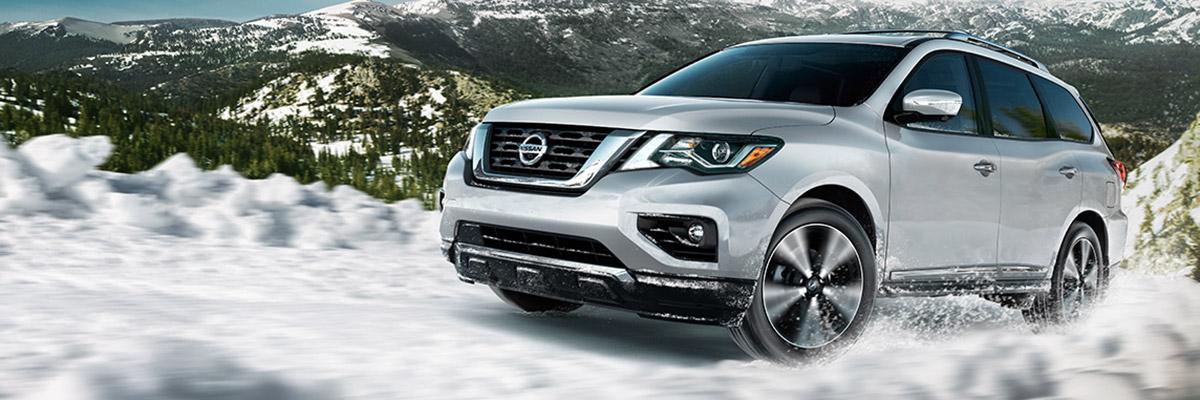 certified Nissan Pathfinder