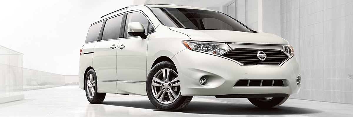 certified Nissan Quest