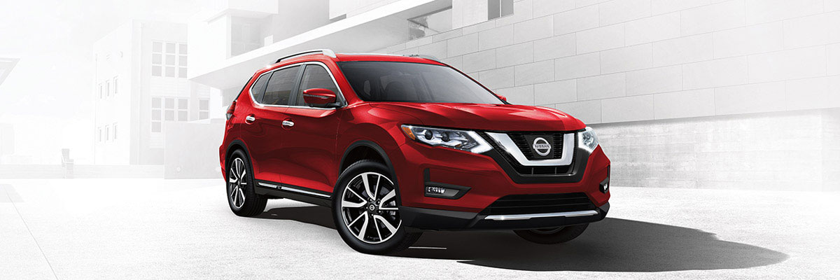 Certified Nissan Rogue