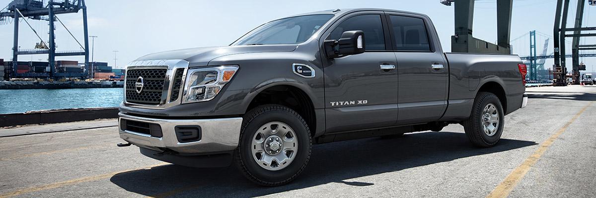 Certified Nissan Titan XD