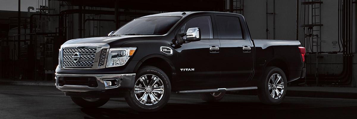 certified Nissan Titan