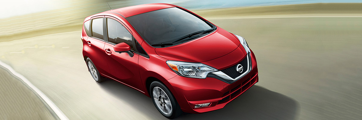 certified Nissan Versa Note