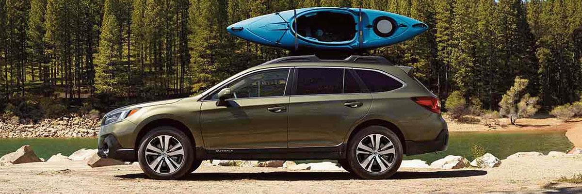 certified Subaru Outback