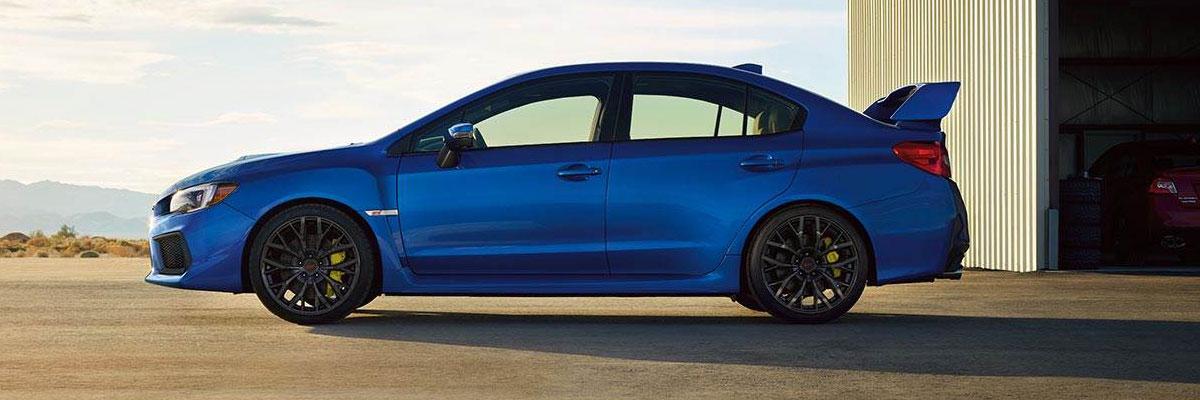 certified Subaru WRX