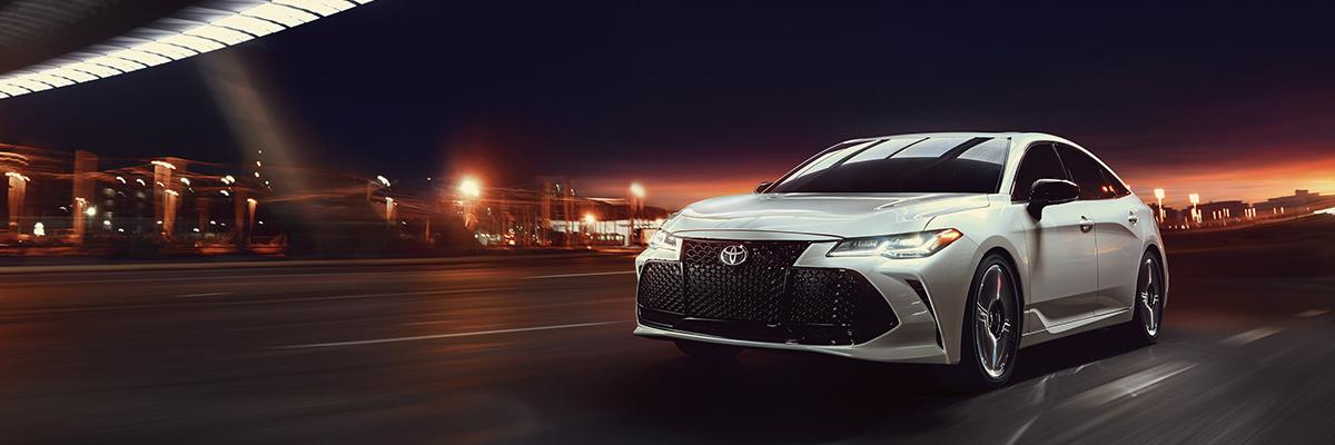 certified Toyota Avalon