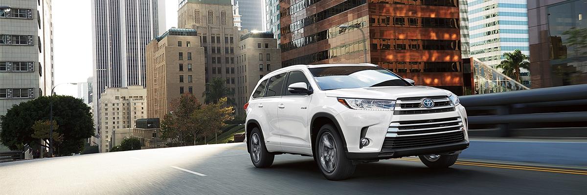 certified Toyota Highlander Hybrid