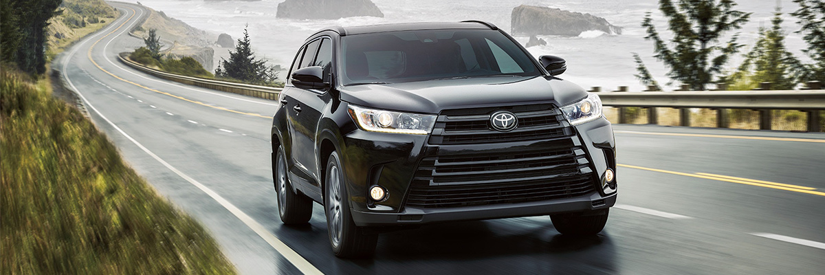 certified Toyota Highlander
