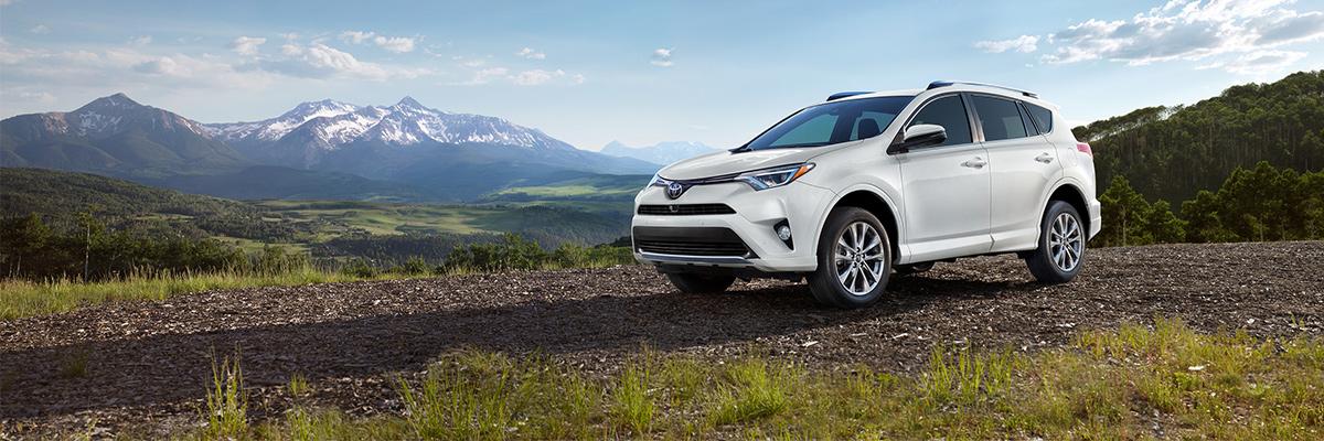 certified Toyota RAV4