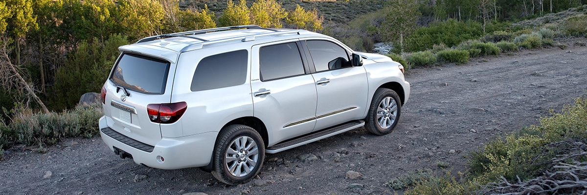 certified Toyota Sequoia