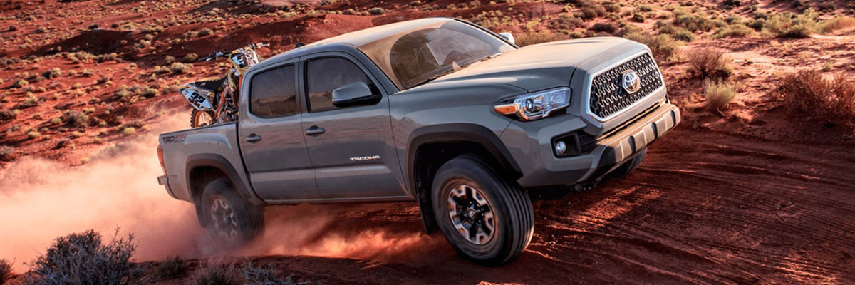 certified Toyota Tacoma