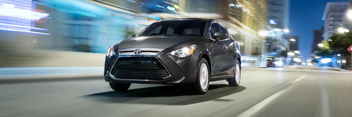 certified Toyota Yaris iA