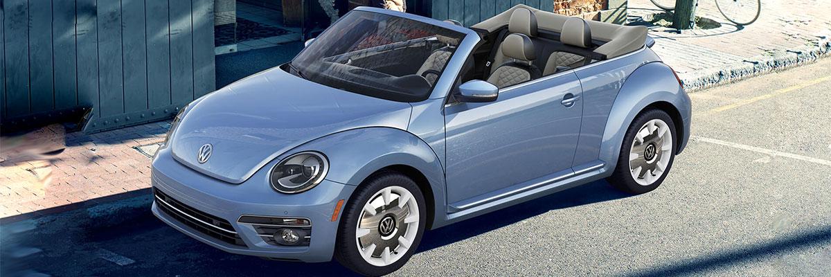 certified Volkswagen Beetle Convertible