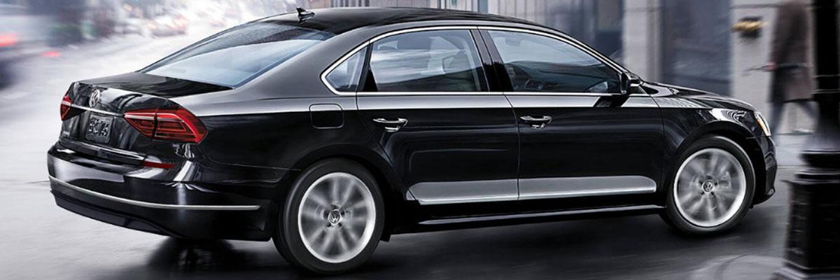 certified Volkswagen Passat