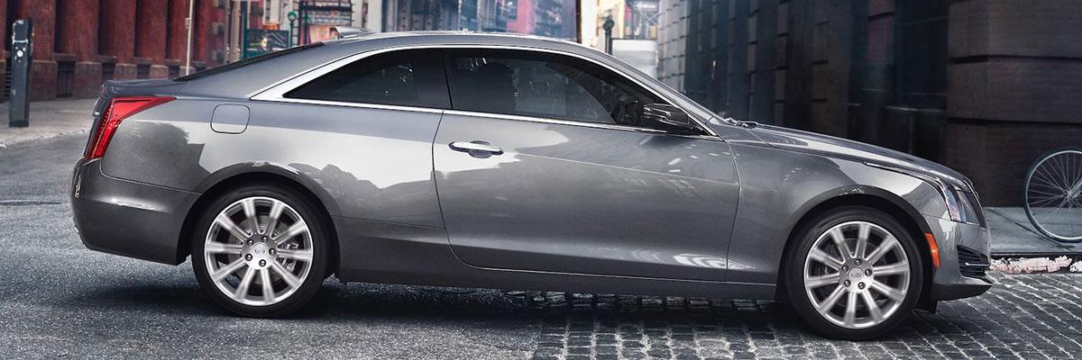 new Cadillac ATS Sedan