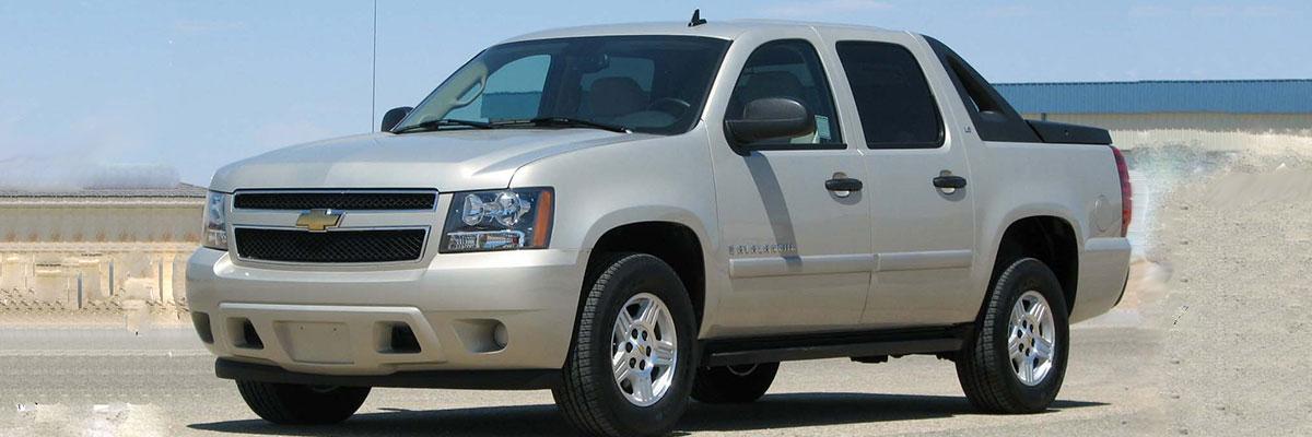 new Chevrolet Avalanche